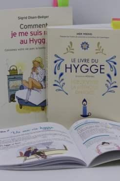 livres sur le hygge