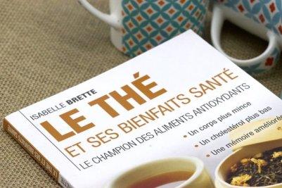 Livres sur le thé
