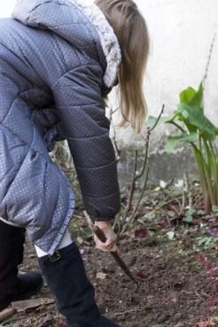 Planter des bulbes, un jeu d'enfant