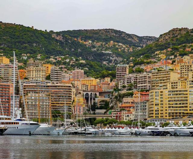 Monaco the city of the wealthy Real estate runs athellip