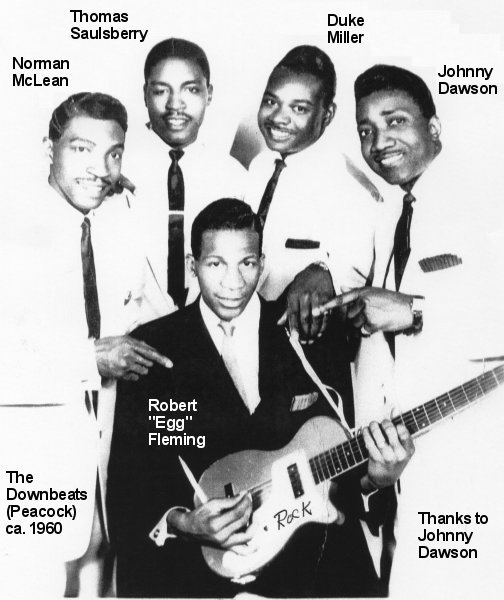 Image result for the downbeats motown