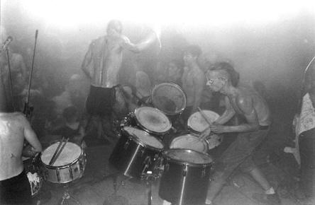Crash Worship