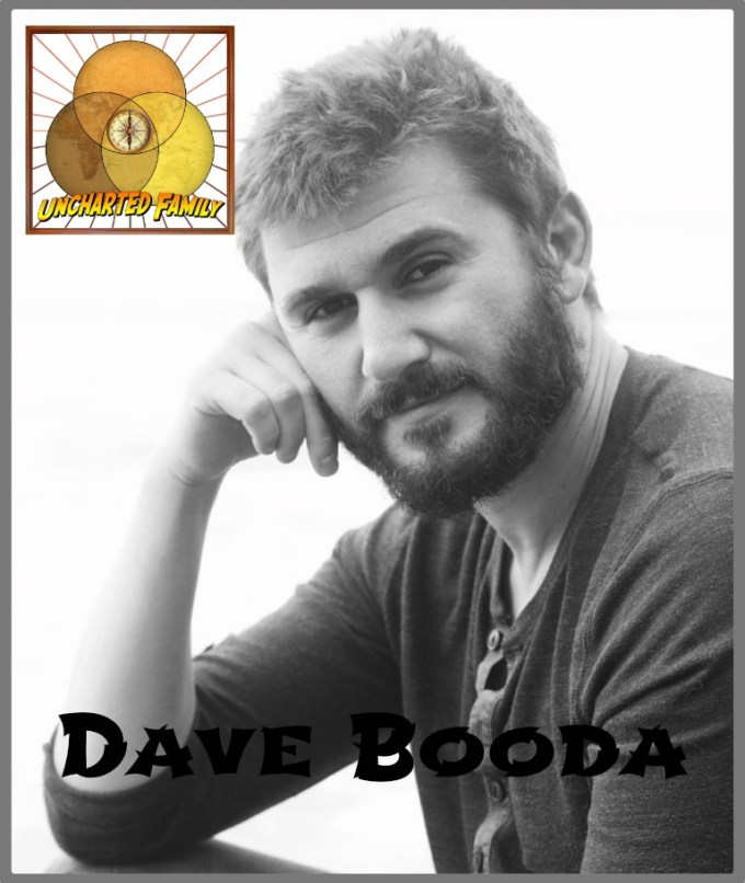 Dave Booda Uncharted Family