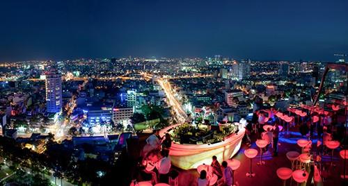 rooftop bar saigon