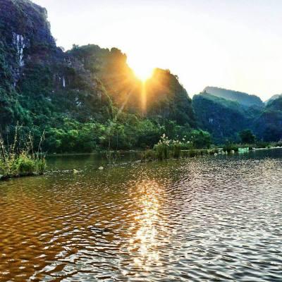 Ninh Binh ou la Baie d'Halong Terrestre
