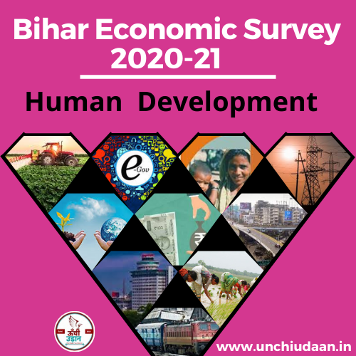 You are currently viewing Bihar Economic Survey 2020-21 Human Development   Page-4