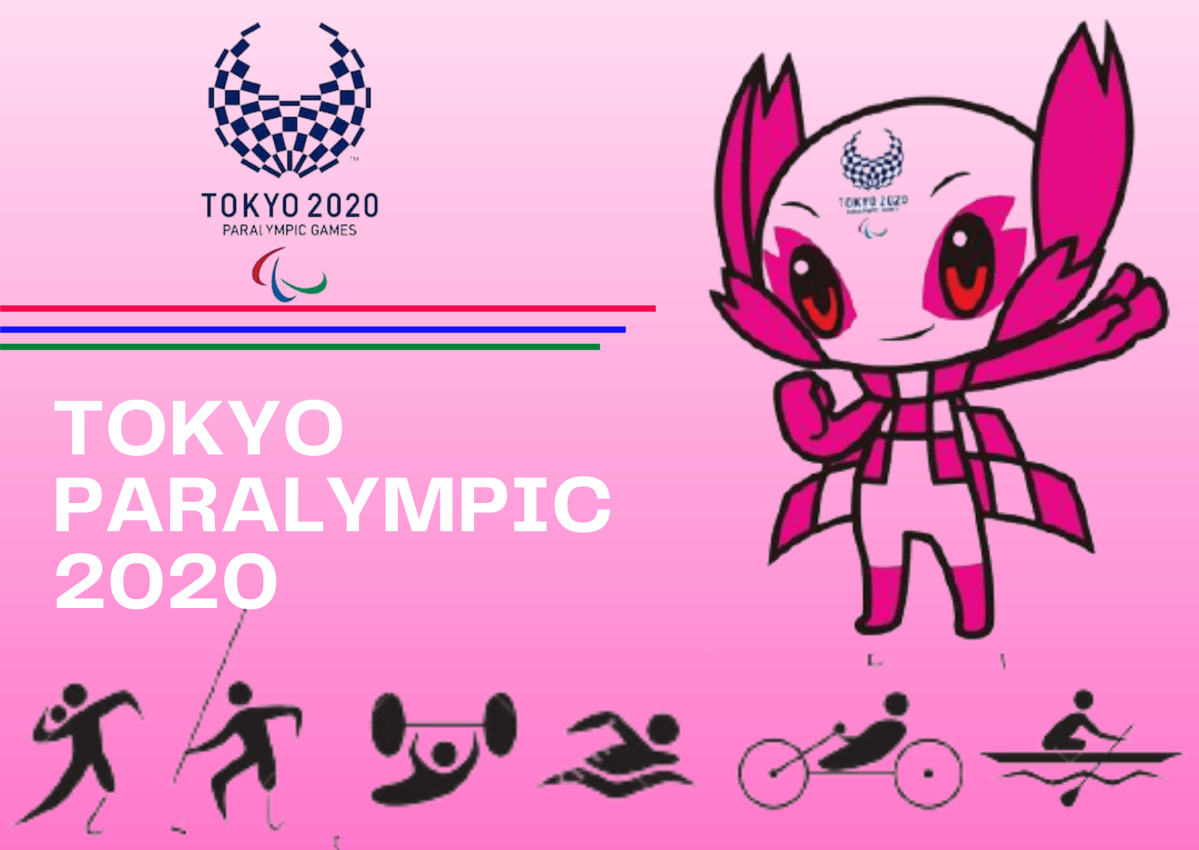 You are currently viewing Tokyo Paralympic 2020: At a glance, Page-7