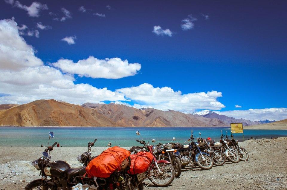 Leh Ladakh Bike Trip | Leh ladakh Trip