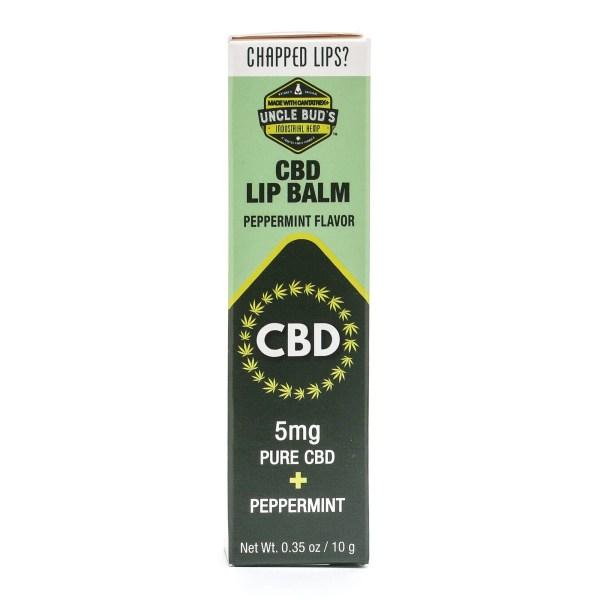 Uncle Bud's Hemp CBD Lip Balm