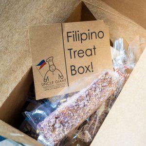 Filipino Treat Box!
