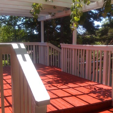 Deck-Stain-Columbia-Mo