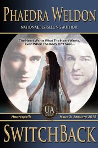 Heartspells Cover