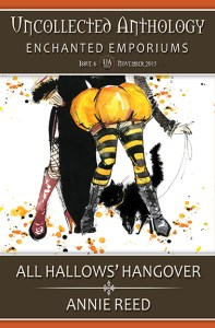 Book Cover: All Hallows' Hangover