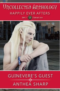 Book Cover: Guinevere's Guest