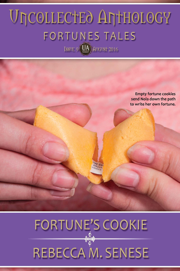 Book Cover: Fortune's Cookie
