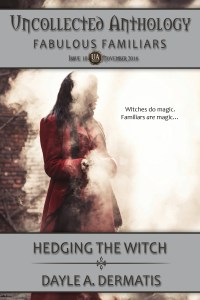 Book Cover: Hedging the Witch