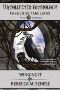 Book Cover: Winging It