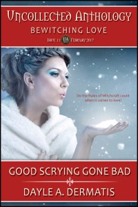 Book Cover: Good Scrying Gone Bad