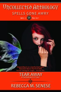 Book Cover: Tear Away