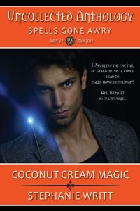 Book Cover: Coconut Cream Magic