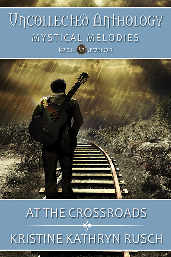 Book Cover: At the Crossroads