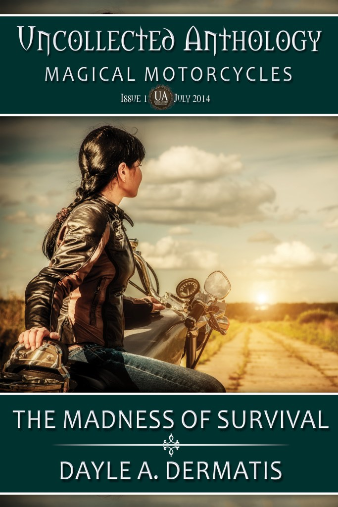 Book Cover: The Madness of Survival