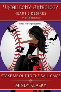 Book Cover: Stake Me Out To The Ball Game