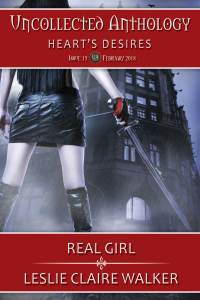 Book Cover: Real Girl