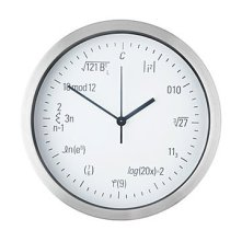 geek equation clock uncommongoods from capabilitymom