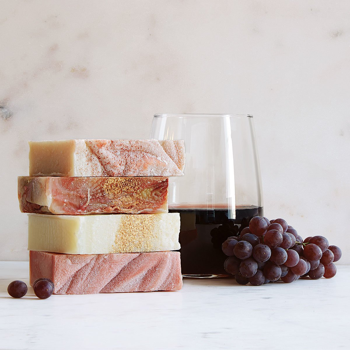 Image result for wine soap set of four