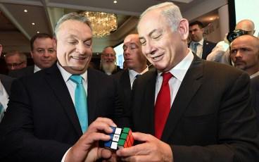 Netanyahu and Orban