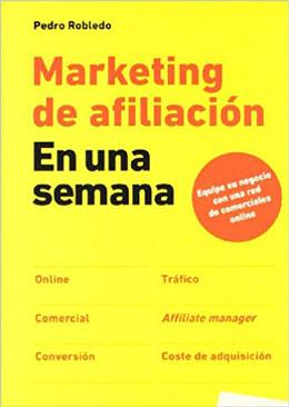 Libro Marketing de Afiliación