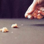 Trail of crumbs