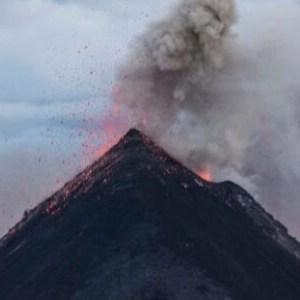 Uncompromising Faith Battle Strategy: Thankfulness Volcano