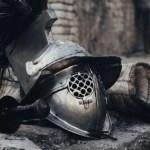 Weeding the Spiritual Garden - Roman Armor