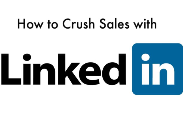 Ep: 181 How to Crush Sales with Linkedin, with Expert, David Tash