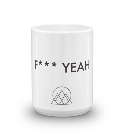 F*** Yeah! Mug