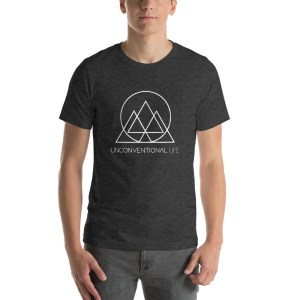 Short-Sleeve Unisex T-Shirt – Dark Grey Heather