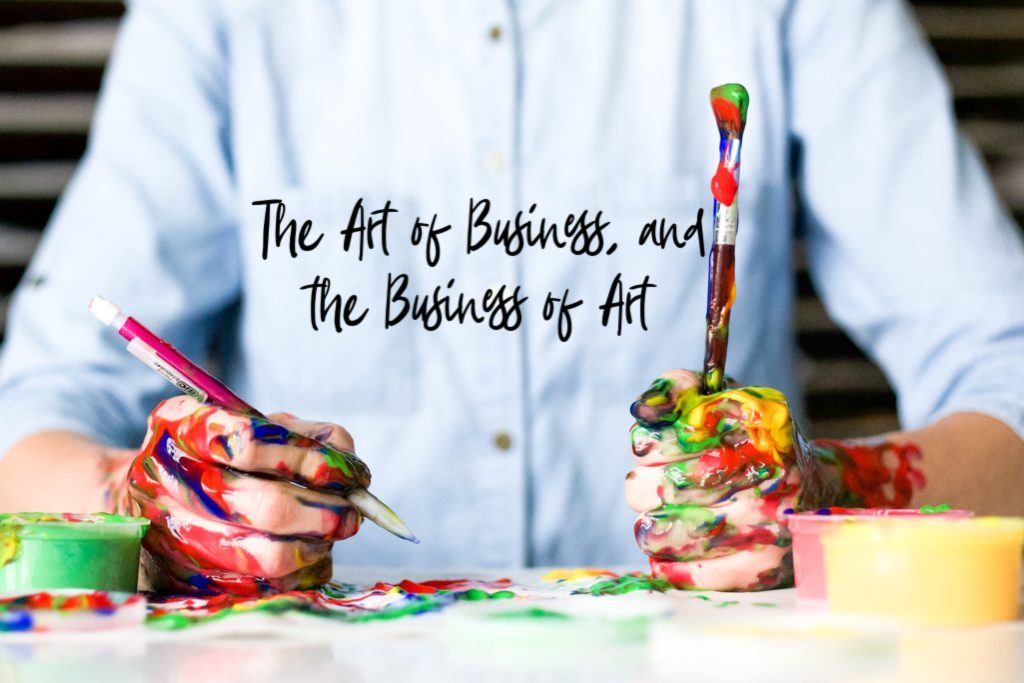 Ep:191 The Art of Business, and the Business of Art , With Theatre Performer, Clyde P Riddlesbrood