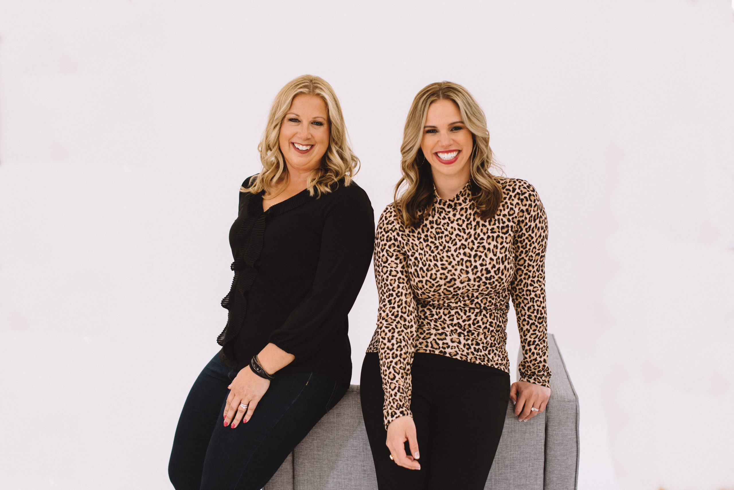 Ep286: Growth Through Connections with Women's Business League founders Melissa Gilbo and Amy Pocsik