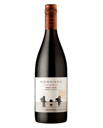 botella de Morande Reserva Pinot Noir - Uncork Mexico