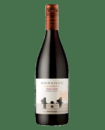 bottle of Morande Reserva Pinot Noir - Uncork Mexico