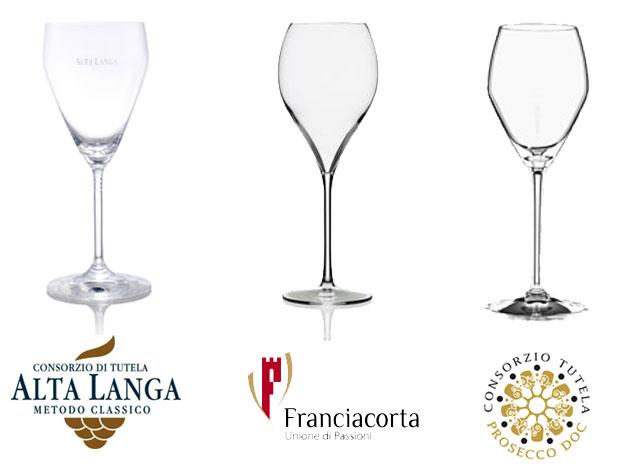 I bicchieri dei consorzi