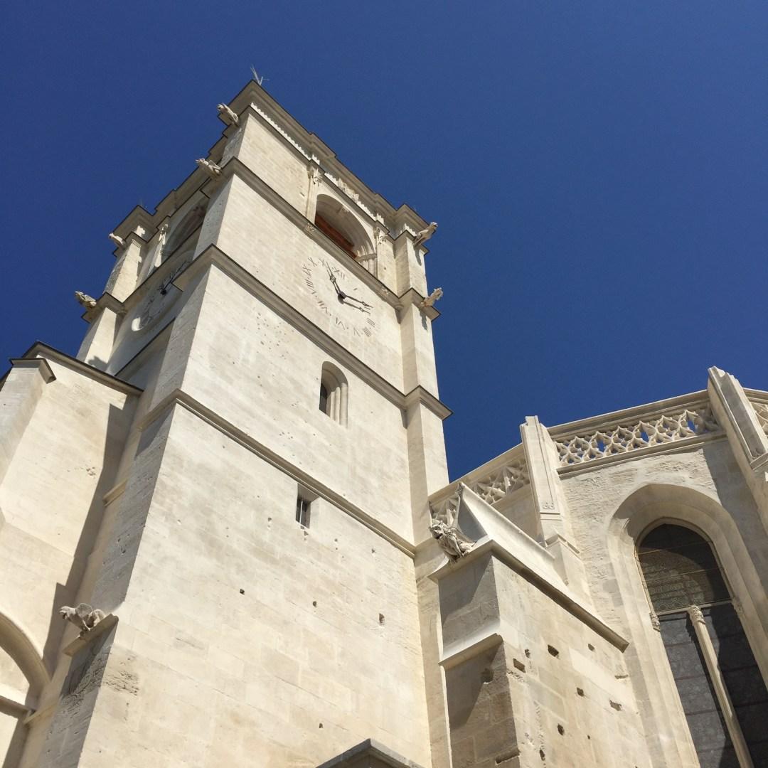 église de l'isle sur la sorgue