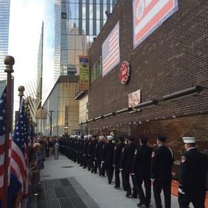 Commémorations 9/11 2016