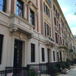 Upper East Side - Upper West Side