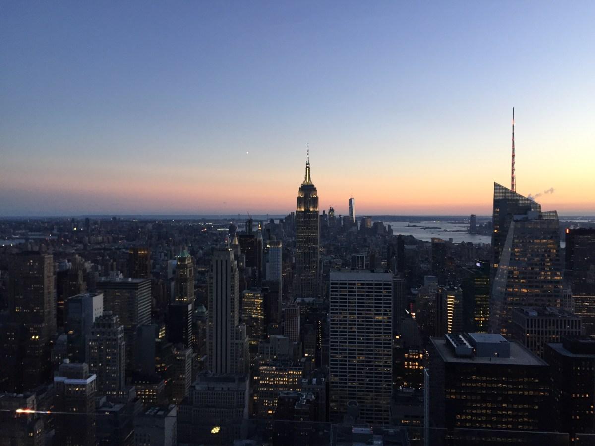7 jours de rêve à New York
