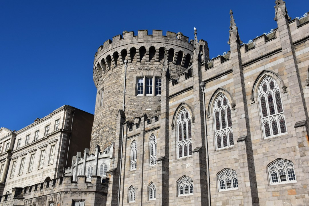 Dublin castle_irlande