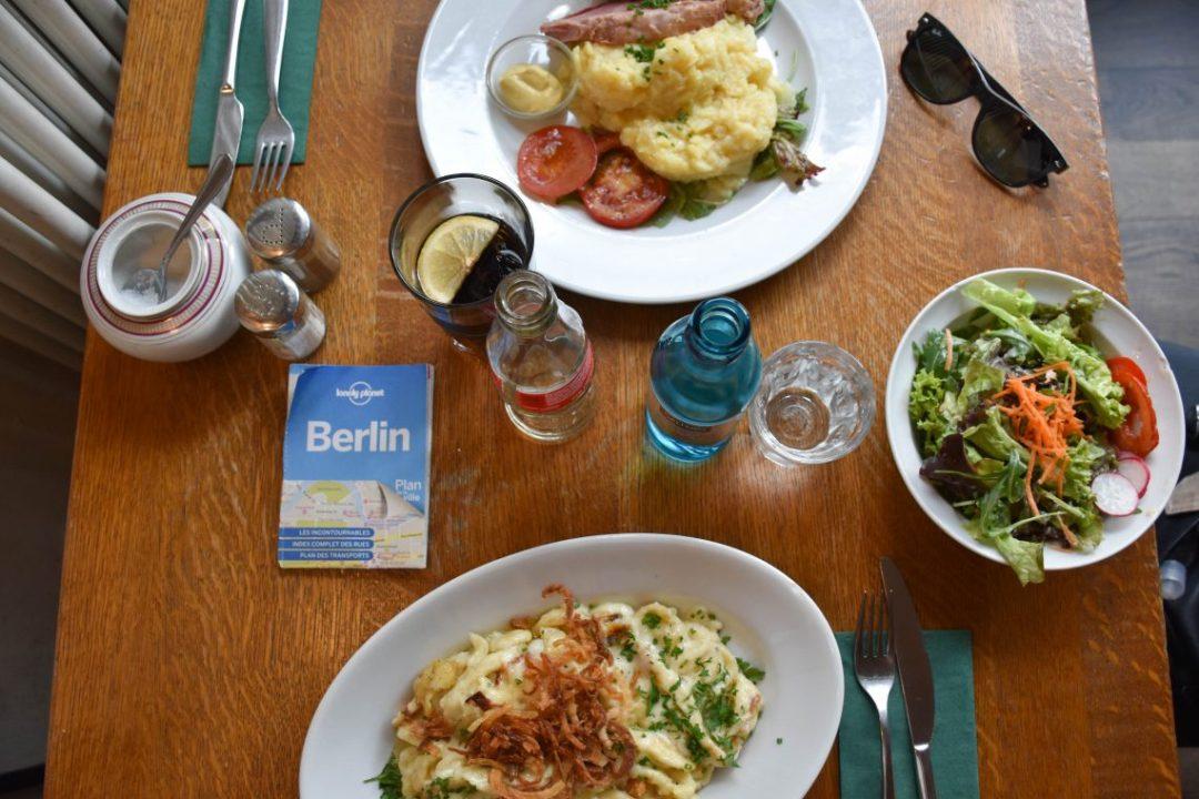restaurant berlin allemagne