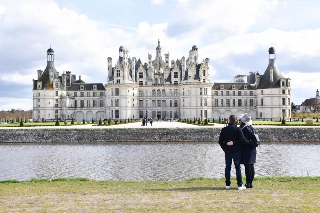 Wonderful Visite des Châteaux de la Loire : de Chambord à Chenonceau LT58